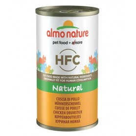 ALMO NATURE HFC CLASSIC Cat CHICKEN THIGH 140 g x 12 pcs